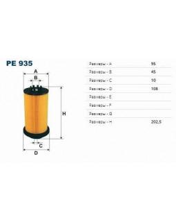 Фильтр топливный Filtron PE 935