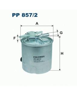 Фильтр топливный Filtron PP 857/2
