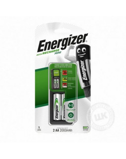 Зарядное устройство Energizer Charger 2000 для аккум.батареек типа АА-ААА