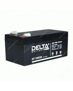 Аккумулятор Delta 12В 3,2 Ач (DTM12032) переносн.прибор/сист.с.резервн.пит.