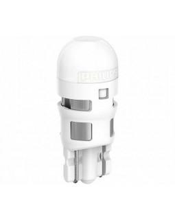 LED Автолампа W5W T10 12V Philips Ultinon Led 6000K светодиодная (блистер 2 шт)