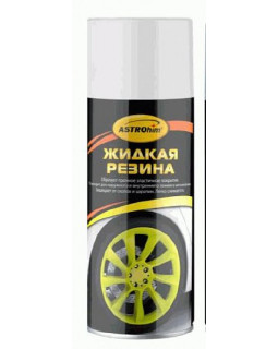 Жидкая резина, белый ASTROhim, аэрозоль, 520 мл Ас-651
