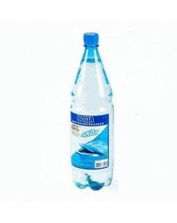 Вода дистиллированная 1,5 л (г.Новосибирск)