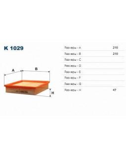 Фильтр салонный Filtron K 1029