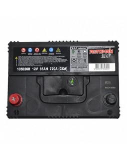 Аккумуляторная батарея 85 Ач AUTOMAN Азия Silver п/п (105D26R)