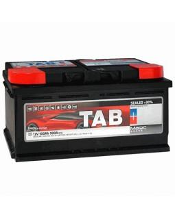 Аккумуляторная батарея 100 Ач Tab Magic о/п (189800)