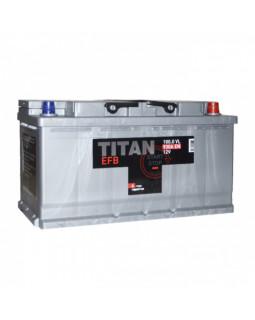Аккумулятор 100 Ач Титан EFB о/п