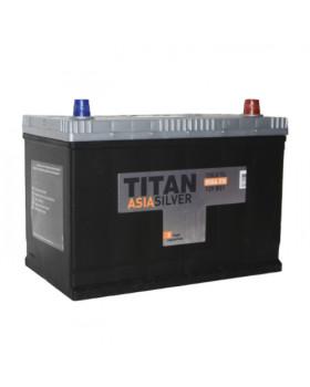 Аккумулятор 100 Ач ТИТАН Asia Silver (115D31L) о/п