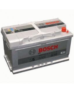 Аккумуляторная батарея 85 Ач Bosch S5 о/п (0 092 S50 100) низкий