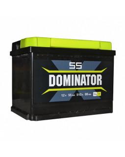 Аккумулятор 55 Ач Dominator о/п