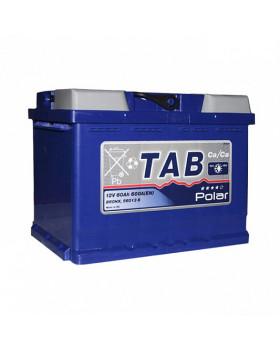Аккумулятор 60 TAB POLAR BLUE 60 Ач п/п
