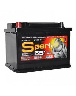 Аккумуляторная батарея 55 Ач Spark п/п