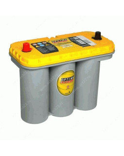 Аккумулятор 75 Ач Optima Yellow top (YTS-5,5L) о/п -п/п 975А