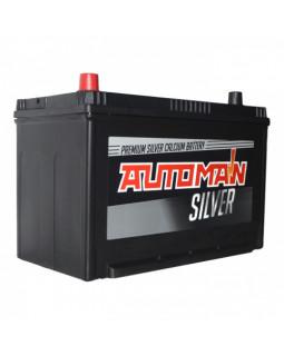 Аккумуляторная батарея 90 Ач AUTOMAN Азия Silver п/п (105D31R)
