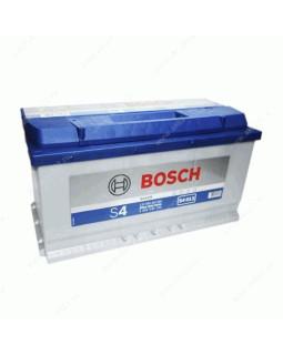 Аккумуляторная батарея 95 Ач Bosch S4 о/п (0 092 S40 130)