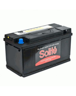 Аккумуляторная батарея 100 Ач Solite (CMF60038 L) о/п
