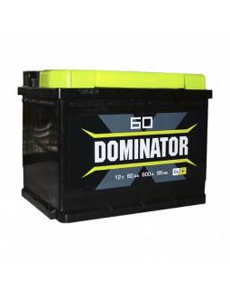 Аккумулятор 60 Ач Dominator о/п