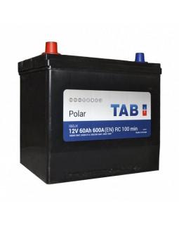 Аккумулятор 60 Ач TAB POLAR S п/п Азия