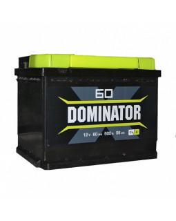 Аккумулятор 60 Ач Dominator п/п