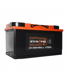 Аккумуляторная батарея 100 Ач INTREPID о/п