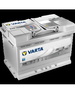 Аккумулятор 60 Ач Varta Silver Dynamic о/п AGM (Старт - стоп)