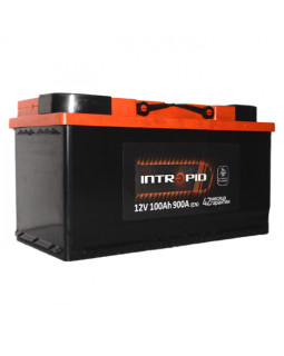 Аккумуляторная батарея 100 Ач INTREPID п/п