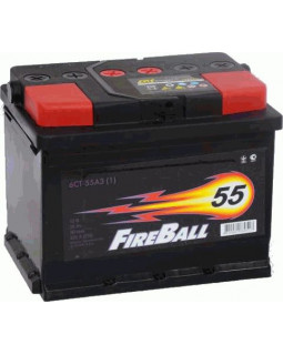 Аккумуляторная батарея 55 Ач FIREBALL п/п
