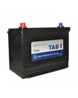 Аккумулятор 75 Ач Tab Polar S (85D26L) о/п Азия (246875)
