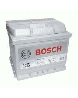 Аккумуляторная батарея 52 Aч Bosch S5 о/п (0 092 S50 010)