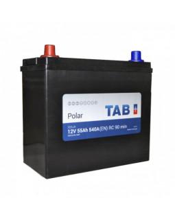 Аккумуляторная батарея 55 Ач Tab Polar S (65B24R) п/п Азия 246755
