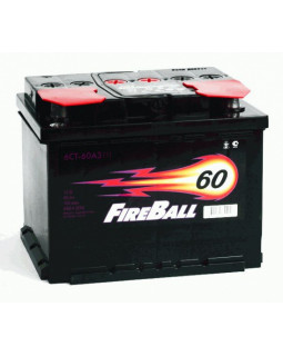 Аккумуляторная батарея 60 Ач FIREBALL п/п