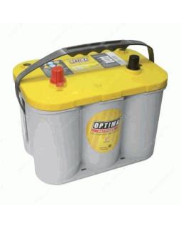 Аккумулятор 55 Ач Optima Yellow top (YTS-4,2L) о/п