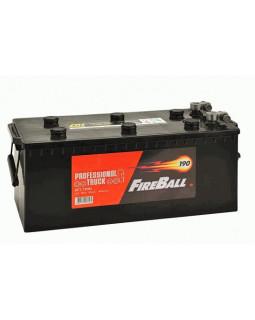 Аккумуляторная батарея 190 Ач FIREBALL п/п (болт)