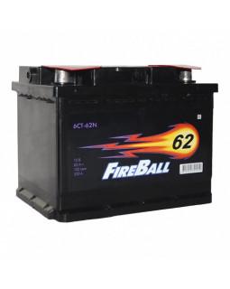 Аккумуляторная батарея 62 Ач FIREBALL п/п