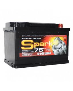 Аккумулятор 75 Ач Spark о/п