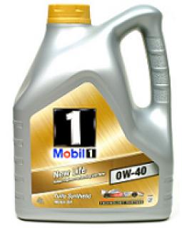 Масло моторное Mobil 1 FS 0W40 синт. 4л
