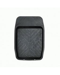 Коврик-ванночка для переднего ряда 1 предмет 69*48 Autoprofi черный (MAT-150f BK)