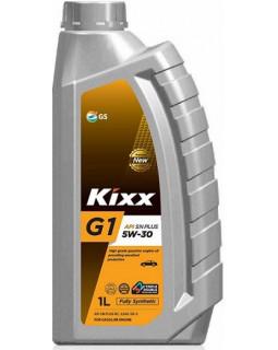 Масло моторное Kixx G1 SN (Plus) 5W30 синтетическое 1л