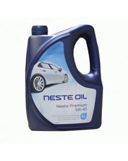 Масло моторное Neste Premium 5w40 п/с 4л