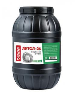 Литол-24 Oilway 2кг