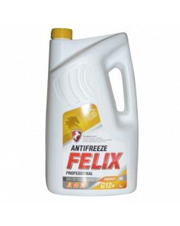 Антифриз FELIX Energy 5кг G12+ желтый