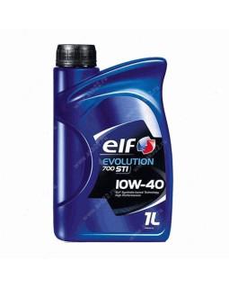 Масло моторное Elf Evolution 700 STI 10W40 полусинтетическое 1л