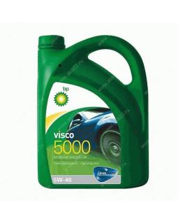 Масло моторное BP Visco 5000 5W40 синт. 4л