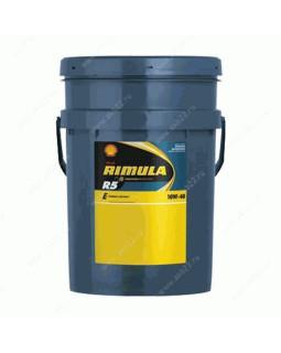 Масло моторное SHELL Rimula R5 E 10W40 п/с 20л