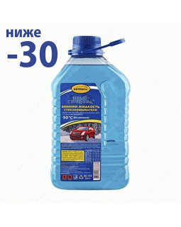 Незамерзающая жидкость ASTROhim концентрат Blue Crystal -50С 2л АС-722