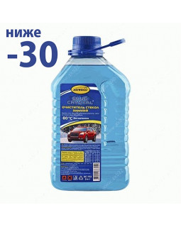 Незамерзающая жидкость ASTROhim концентрат Blue Crystal -80* 2л Ас-752