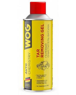 Очиститель битумных пятен WOG, 520 мл. аэрозоль