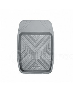 Коврик-ванночка для переднего ряда 1пр Autoprofi серый (р-р69*48) (MAT-150f GY)