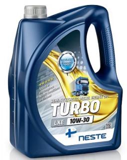 Масло моторное NESTE Turbo LXE 10W30 п/с 4л