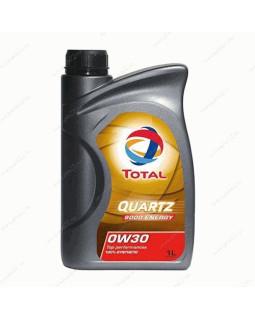 Масло моторное Total Quartz 9000 Energy 0W30 синтетическое 1л